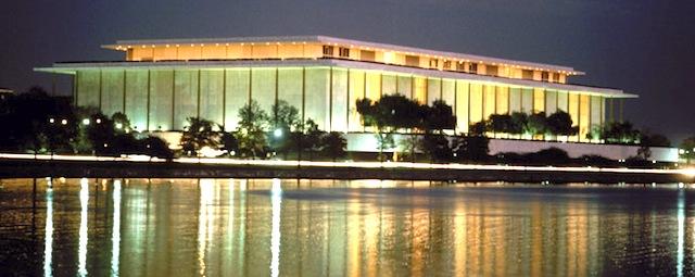 Kennedy Center by Night