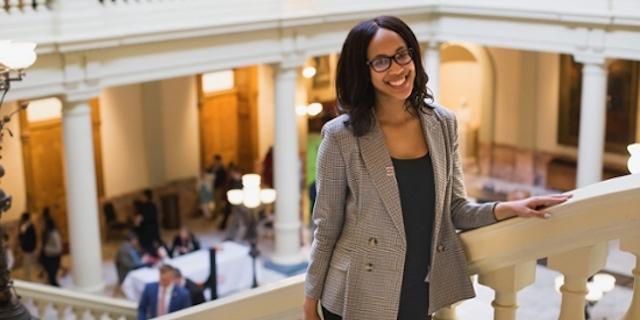 Georgia State Capitol Internship
